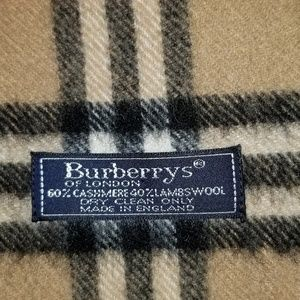 Burberry Accessories - Burberry of London scarf